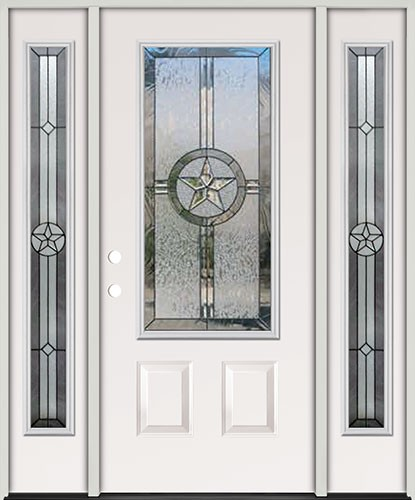 Star doors find this pin and more on texas star doors by for Special order doors